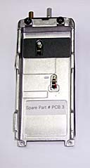 PCB3 - Печатная плата на шасси.